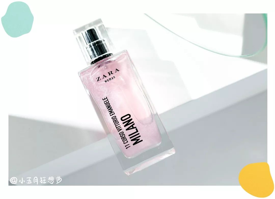 100元以内的网红平价Zara香水测评